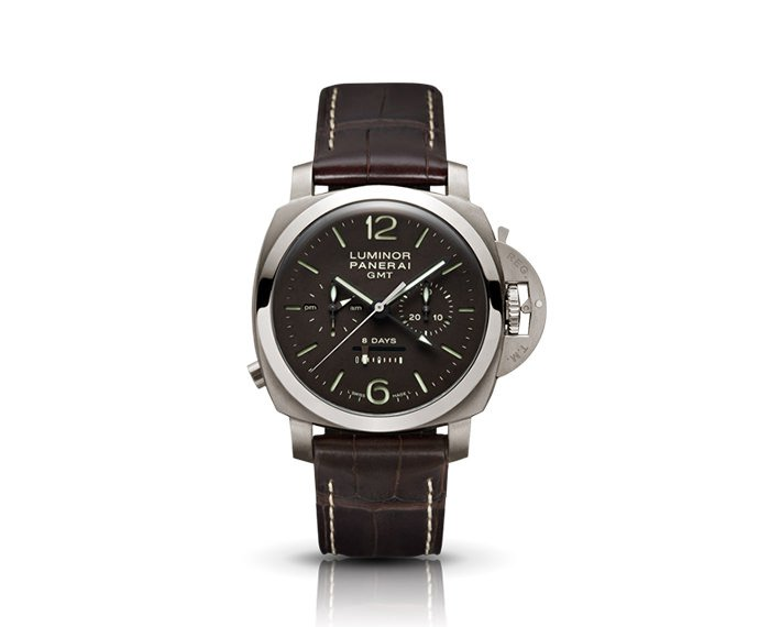 PANERAI - Luminor Chrono 8 Days GMT