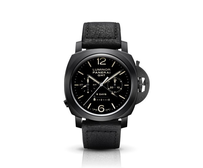 Panerai - Luminor 1950 Chrono Monopulsante 8 Days GMT Ceramic – 44MM