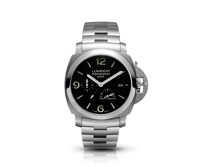 Panerai - Luminor 1950 3 Days GMT Power Reserve Automatic Steel – 44MM