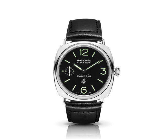 Panerai - Radiomir Black Seal Logo Steel – 45MM