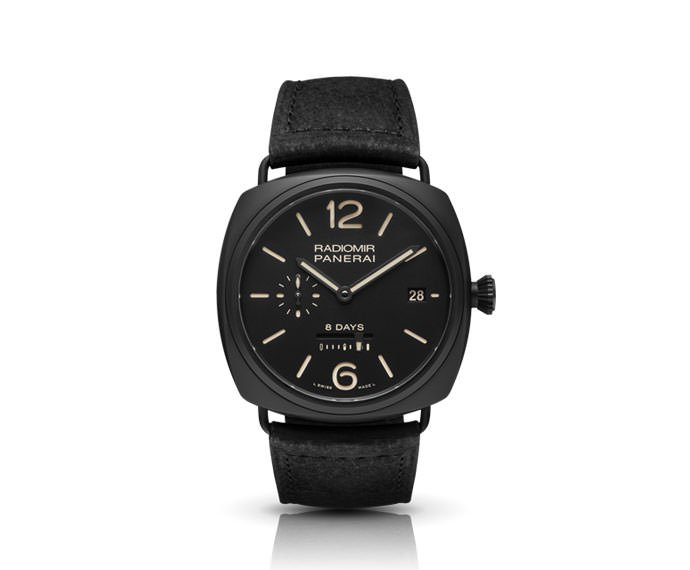 PANERAI - Radiomir 8 Days Ceramica - 45MM