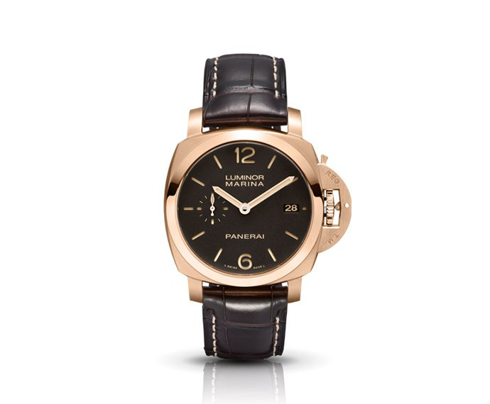 Panerai - Luminor Marina 1950 3 Days Automatic Oro rosso – 42MM