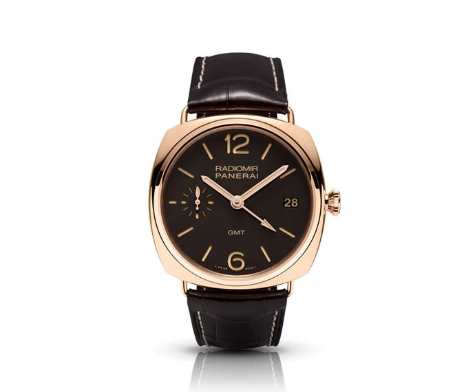 PANERAI - Radiomir 3 Days GMT Red gold - 47MM