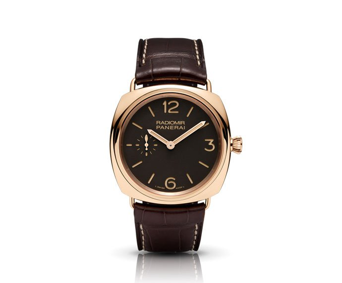 Panerai - Radiomir Red gold – 42MM