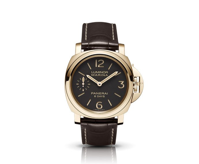 Panerai - Luminor Marina 8 Days Oro rosso – 44MM