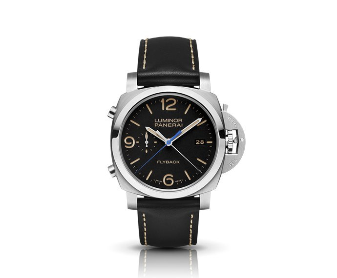 Panerai - Luminor 1950 3 Days Chrono Flyback Automatic Acciaio – 44MM