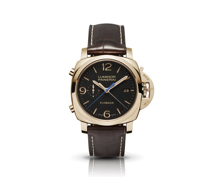 Panerai - Luminor 1950 3 Days Chrono Flyback Automatic Red gold – 44MM