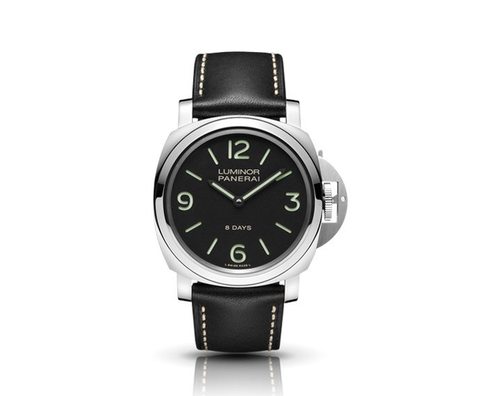 PANERAI - Luminor Base 8 Days Steel - 44MM