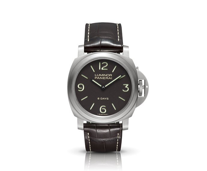 PANERAI - Luminor Base 8 Days Titanium - 44MM