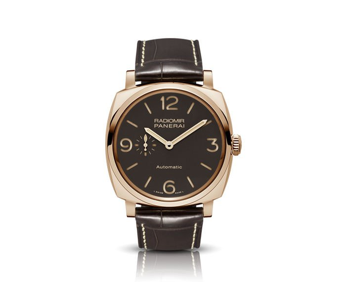 PANERAI - Radiomir 1940 3 Days Automatic Red gold - 45MM