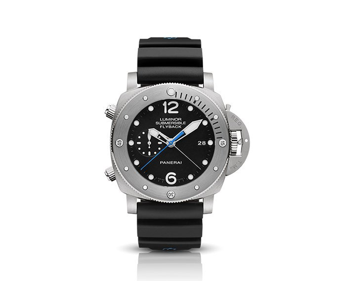 Panerai - Luminor Submersible 1950 3 Days Chrono flyback Automatic Titanio – 47MM