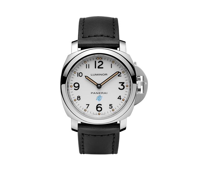 PANERAI - Luminor Base Logo Steel - 44MM