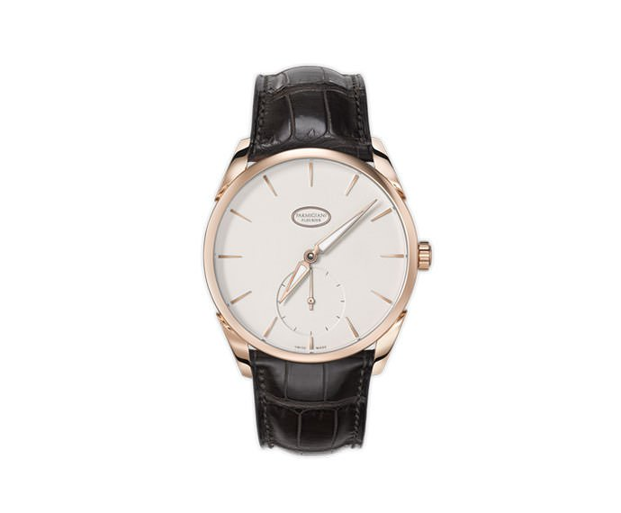 PARMIGIANI - Tonda 1950 Rose Gold Grained White