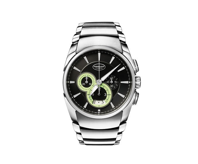 PARMIGIANI - Tonda Métrographe Steel Black SUPER-LUMINOVA®