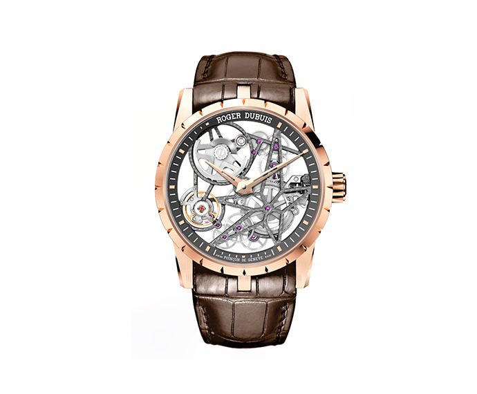 ROGER DUBUIS - Automatic Skeleton