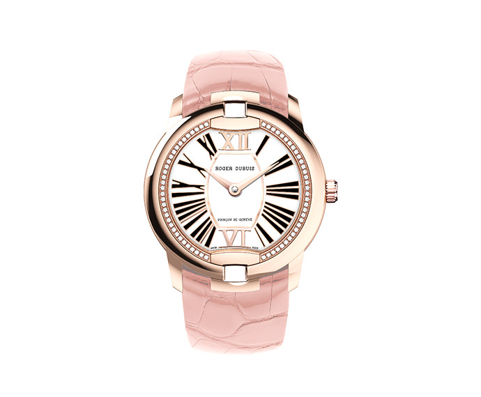 ROGER DUBUIS - Automatic in Pink Gold
