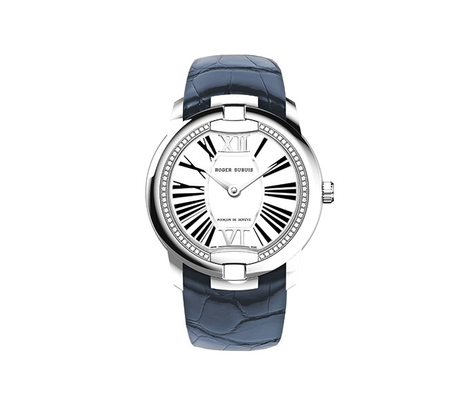 ROGER DUBUIS - Automatic White Gold