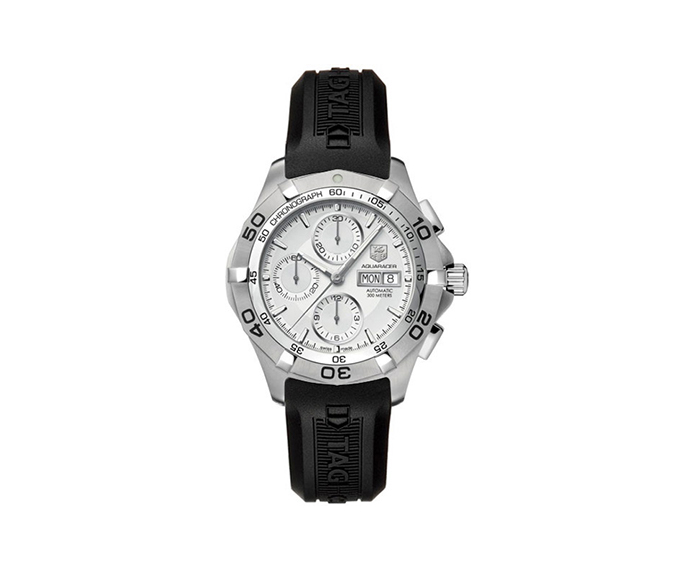 TAG HEUER - Aquaracer Calibre 16 Chronograph 43 mm