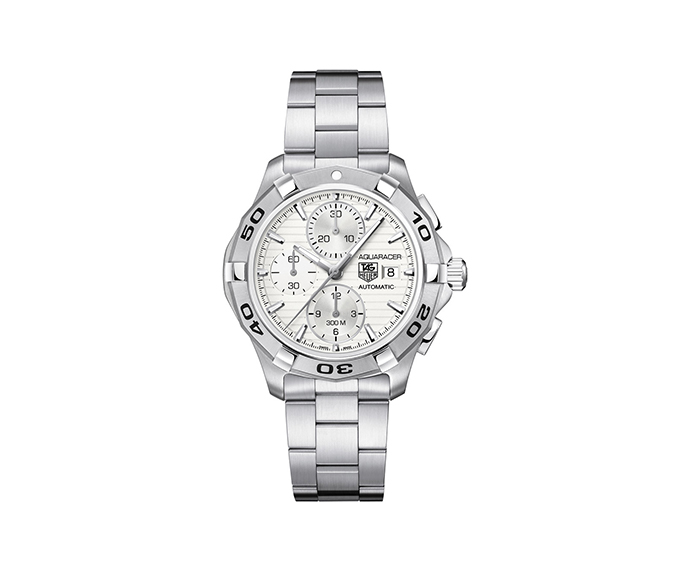 TAG HEUER - Aquaracer Calibre 16 Chronograph 42 mm