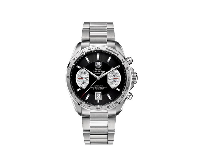 TAG Heuer - Grand Carrera Caliber 17RS Cronograph 43mm