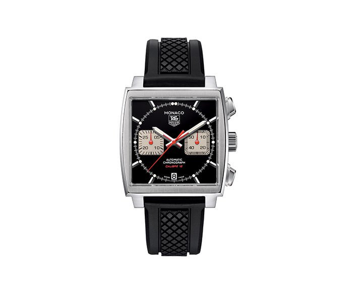 TAG HEUER - Monaco Automatic Chrono Racing Caliber 12