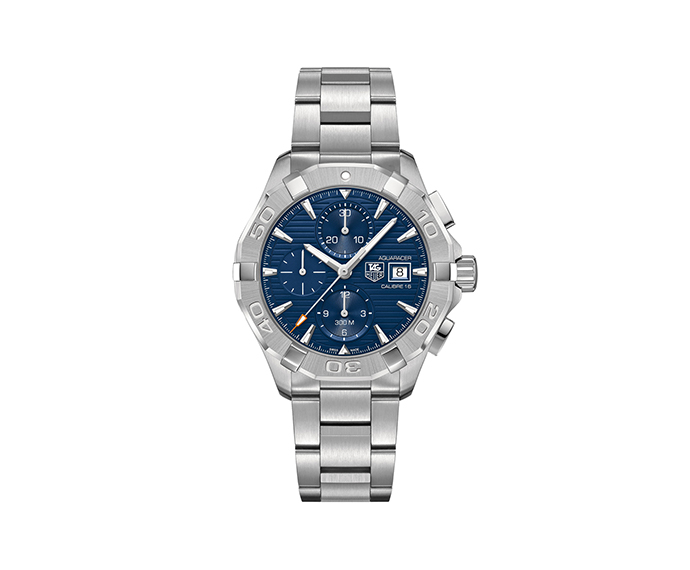 TAG HEUER - Aquaracer Calibre 16 Automatic Chronograph 300 m - 43 mm
