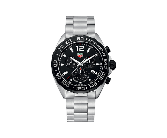 TAG HEUER - Formula 1 Automatic Chronograph 43 mm