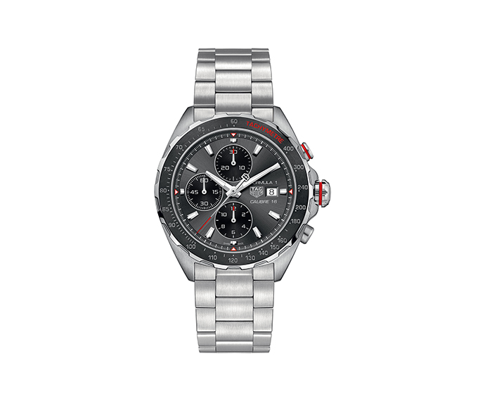 TAG HEUER - Formula 1 Calibre 16 Automatic Chronograph 43 mm