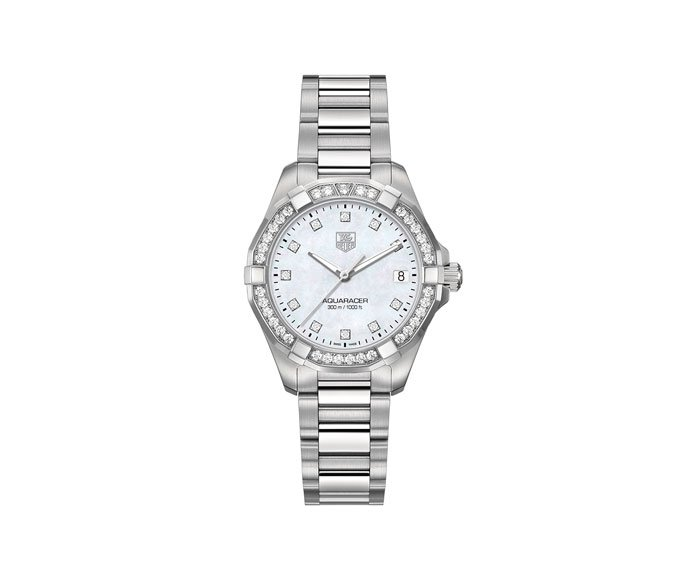 TAG HEUER - Aquaracer Ladies Diamonds