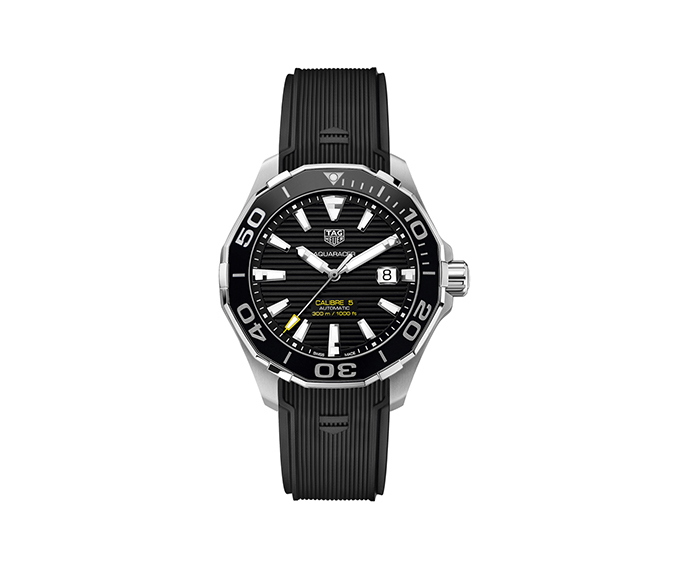 TAG HEUER - Aquaracer Calibre 5 Automatic 43 mm