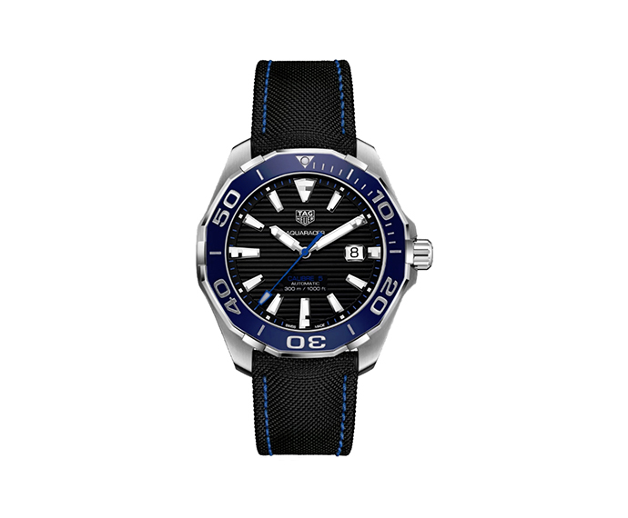 TAG HEUER - Aquaracer Calibre 5 Auto 43 mm