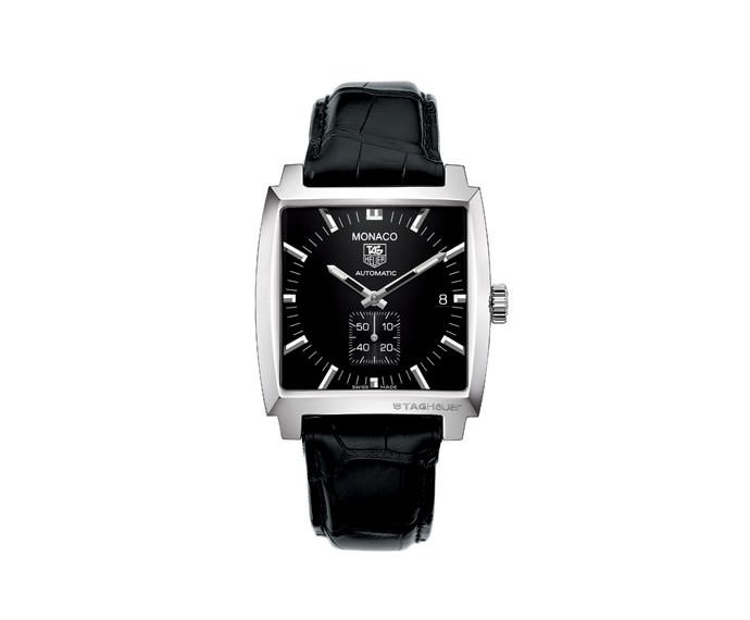 TAG Heuer - Monaco Caliber 6 Black