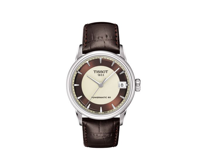 TISSOT - Tissot Luxury Automatic Lady