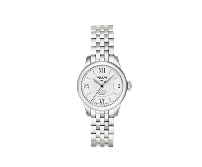 TISSOT - Tissot Le Locle Automatic Lady Silver Dial