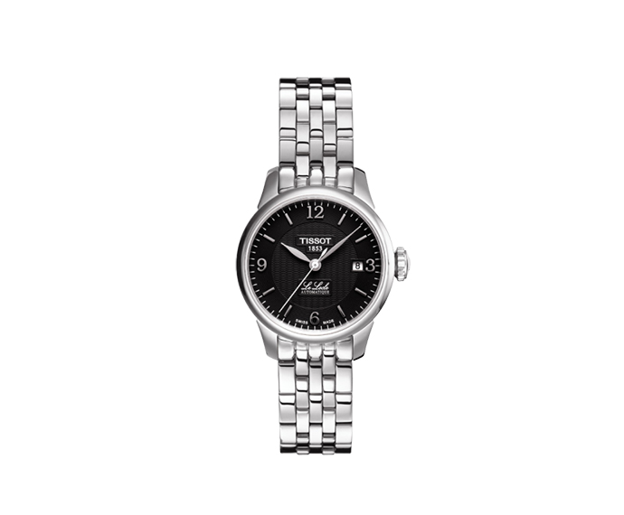 TISSOT - Tissot Le Locle Automatic Lady Black Dial