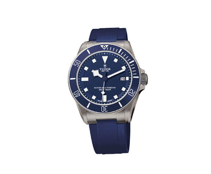 Tudor - Tudor Pelagos bracelet in blue leather