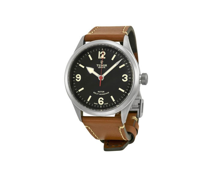 Tudor - Tudor Heritage Ranger bracelet in leather