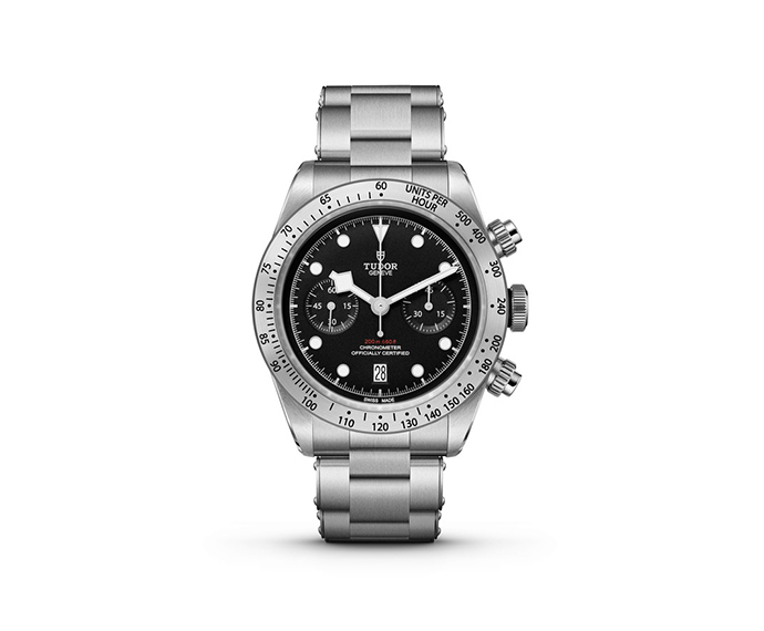 TUDOR - Heritage Black Bay Chrono 41 mm
