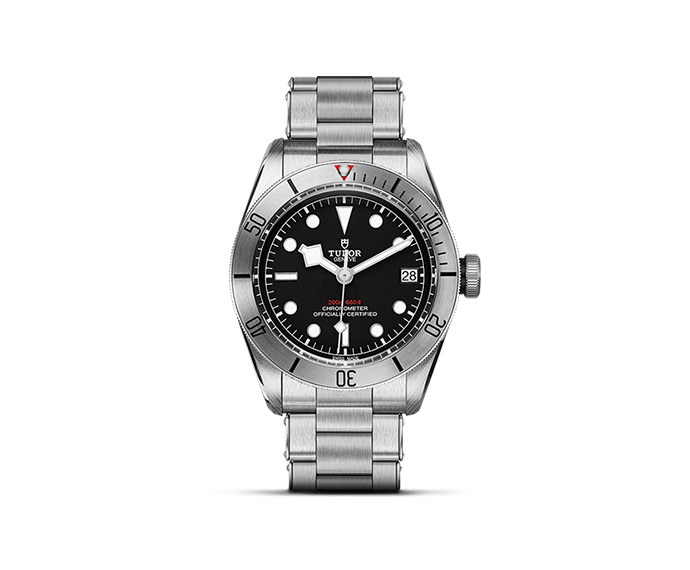 TUDOR - Heritage Black Bay Steel 41 mm