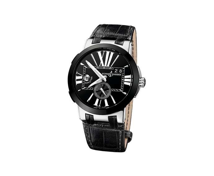 ULYSSE NARDIN - Executive Dual Time
