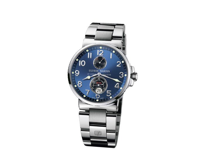 Ulysse Nardin - Marine Chronometer 41mm – 263-66-7M/62