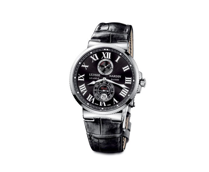 Ulysse Nardin - Marine Chronometer 43mm- 263-67/42