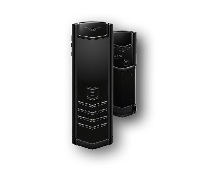 Vertu - Ultimate Black