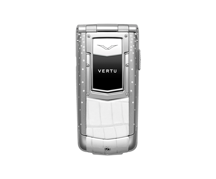 VERTU - Constellation Ayxta steel