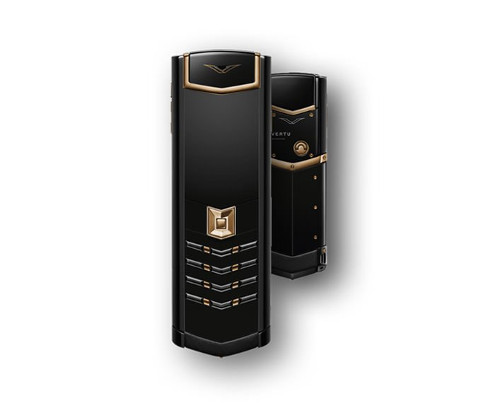 Vertu - Red Gold Black DLC