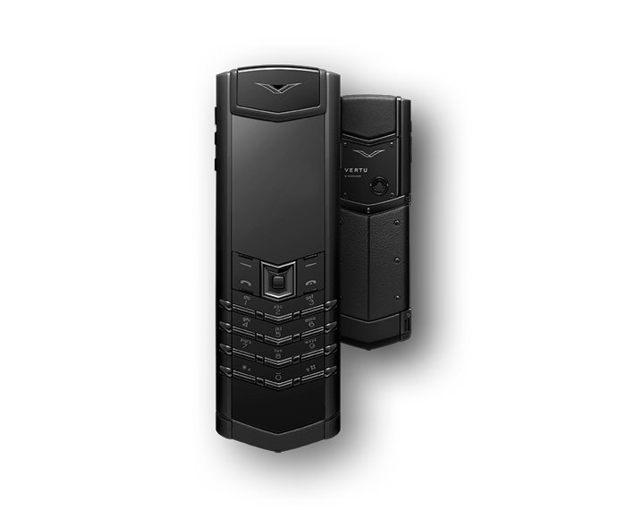 Vertu - Pure Black
