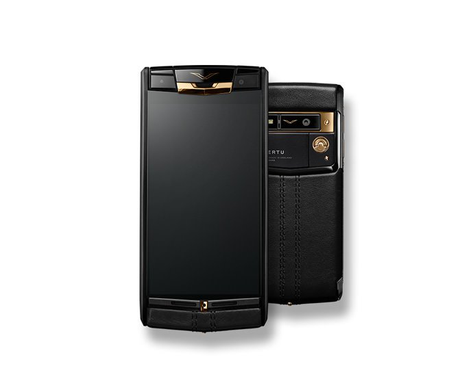 Vertu - Pure Jet Red Gold