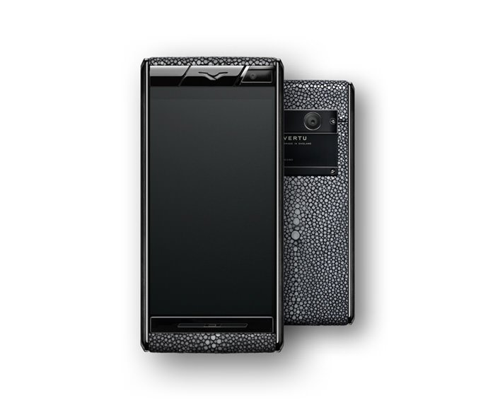 VERTU - Stingray Black