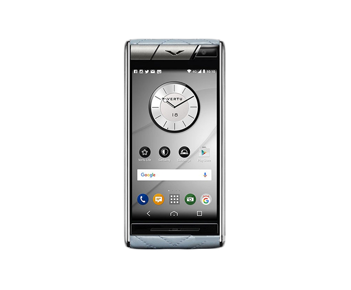 VERTU - Aster Touch Quilt Mineral Blue