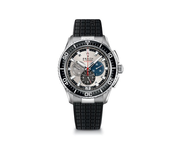 ZENITH - Stratos Flyback Tribute to Felix Baumgartner